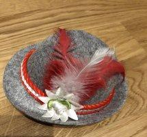 Kleiner Tiroler Hut, perfekt für die Wiesn