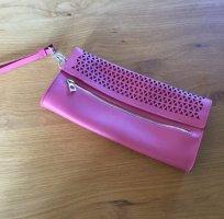 Knallige Clutch von mexx in tollem pink/fuchsia