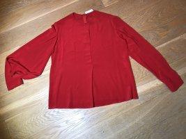 Chloé Bluzka z długim rękawem czerwony