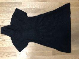 Zara Knit Abito di maglia nero