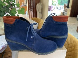 Knöchelhohe Winterschuhe mit Keilabsatz von MARC Shoes Gr. 38