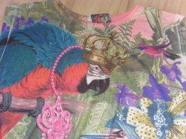 Königin der Vögel König der Papageien Top 34-36 36 Gaga Extravagant Selbstbewusst Paradiesisch Eden