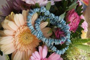 Ornamento braccia multicolore