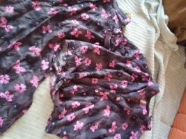 100% Fashion Traje para mujer marrón-violeta