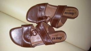 Antonelli Firenze Wygodne sandały brązowy