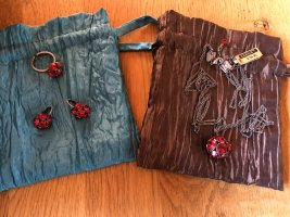 Konplott Collier Necklace dark red-bordeaux