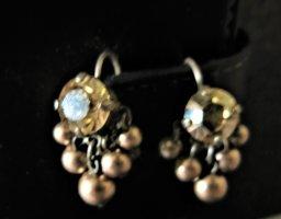 KONPLOTT ! elegante, sehr niedliche Ohrhänger im Gold / Bronze-Ton