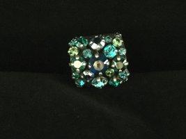 Konplott Statement Ring blue-dark blue