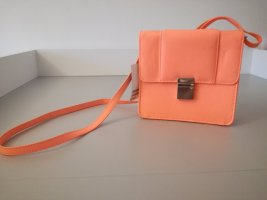 H&M Divided Borsa clutch salmone