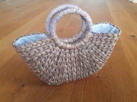 Basket Bag purple