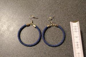 Kordelcreolen, königsblau