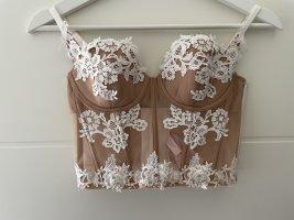 Victoria's Secret Corsage rose chair-blanc