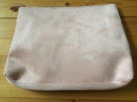 Bolso de tela rosa