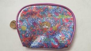 Kosmetiktasche von Ed Hardy, lila, komplett abwaschbar, NEU