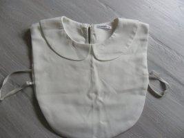 Davantino (per blusa) bianco-crema Tessuto misto