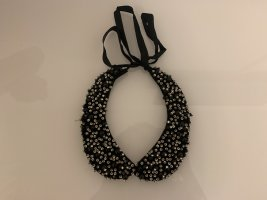 Hallhuber Bufanda de cachemir negro