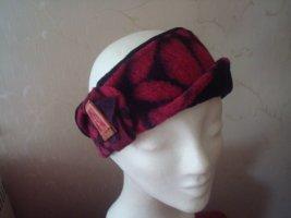 kreative Stirnbänder NEU ! magenta, blau, magenta/grün, weiss/braun