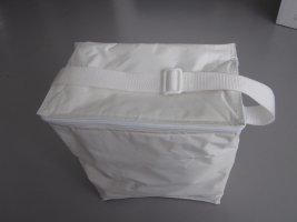 Travel Bag white nylon