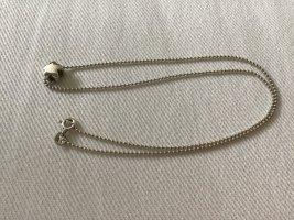 Kugel Halskette Kette 925 Silber mit Anhänger
