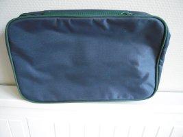 Make-up Kit dark blue-forest green mixture fibre