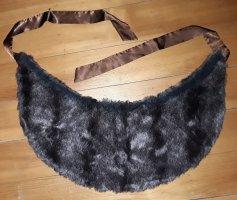 Kunstpelz Kragen Stola Fake fur
