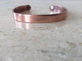 Mouwband brons-bruin