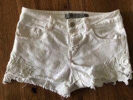 Guess Skorts white-natural white