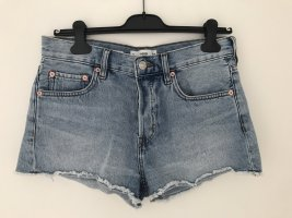 Kurze Highwaist Shorts gr. 36