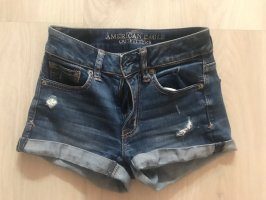 american eagle Shorts azul