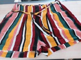 Primark Pantaloncino a vita alta multicolore