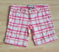 Kurze Hose Shorts von Cordon Jeans in W25 XS kariert NEU