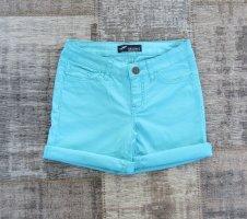 Arizona Denim Shorts light blue cotton