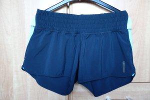 Pearl izumi Pantaloncino sport nero-menta Poliestere