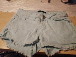 Tally Weijl Denim Shorts turquoise