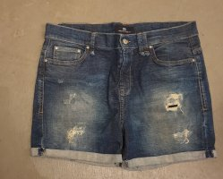 LTB Pantalone boyfriend azzurro-blu acciaio