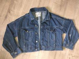 H&M Veste en jean bleu-bleu clair