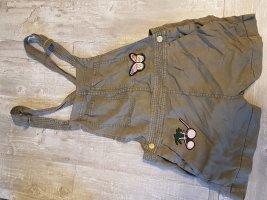 H&M Bib Shorts khaki