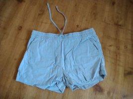 H&M Pantalone di lino beige chiaro Lino