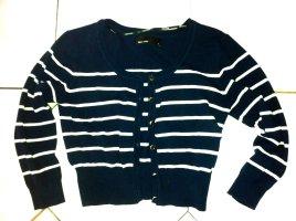 Vero Moda Knitted Vest dark blue-white