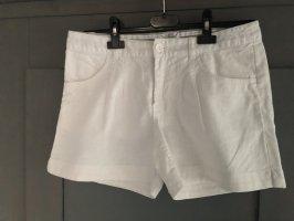 H&M Skort blanc-blanc cassé