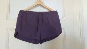 Cotton On Sport Shorts violet-brown violet