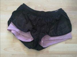 Triumph Pantalón corto deportivo negro