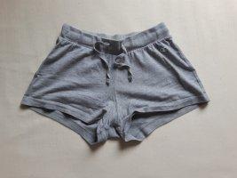Champion Pantalón corto deportivo gris claro Algodón