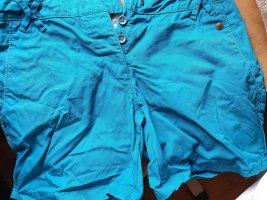 -8- Venice Denim Shorts turquoise