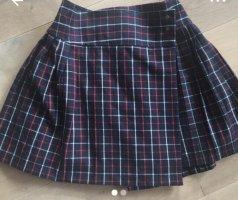 FB Sister Plaid Skirt multicolored