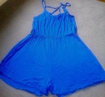 H&M Divided Kurzer Jumpsuit blue