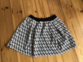 Terranova Miniskirt black-natural white