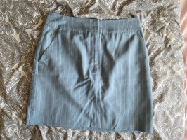 Edited Mini rok babyblauw-korenblauw