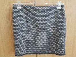Opus Miniskirt white-grey