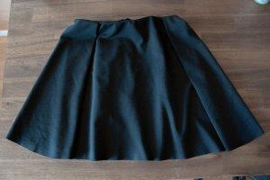 Pull & Bear Circle Skirt black